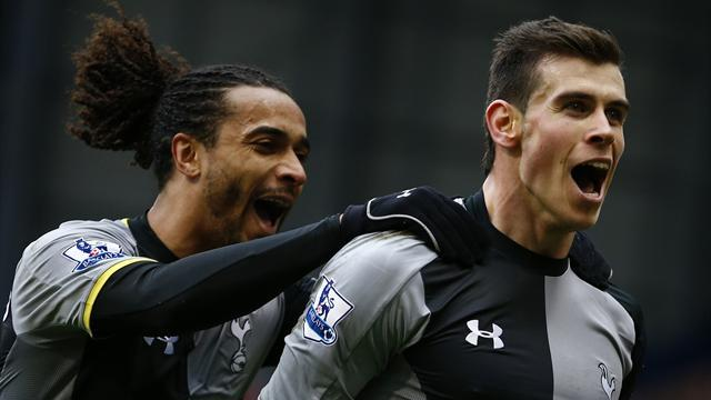 Premier League - Bale magic carries Spurs past West Brom