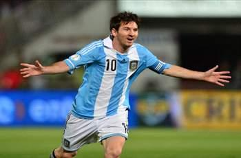 Messi: I want to win everything with Argentina