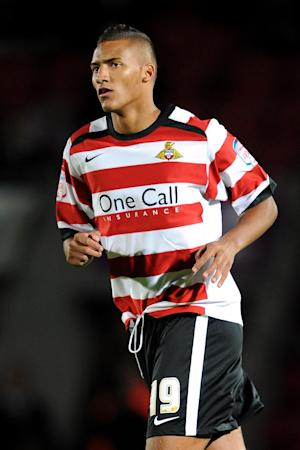 Reece Brown enjoyed a loan spell with Doncaster