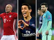 Daily Fantasy: Champions League Gameweek 7 review: Robben, Alcantara star as Messi and Suarez flop