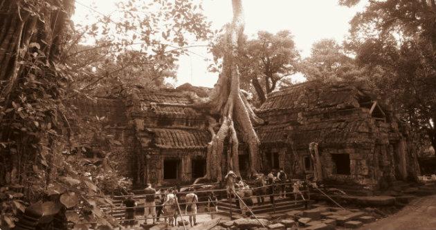 أنغكور - أحد مواقع اليونيسكو للتراث العالمي