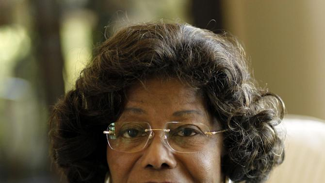 FILE - In this April 27, 2011 file photo, Katherine Jackson poses for a portrait in Calabasas, Calif. Michael Jackson's mother sat in court Thursday, May 2, 2013, as a police detective testified that she told him the family had tried drug interventions for the singer, believing he was addicted to painkillers. But Detective Orlando Martinez said Katherine Jackson told him her son refused any help, saying he didn't have a drug problem.  (AP Photo/Matt Sayles, File)