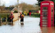 Weather: Flood Threat In Run-Up To Christmas