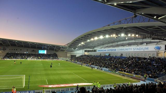 Football - Amex named as rugby venue