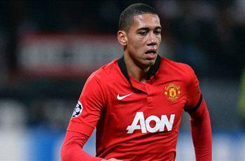 Smalling eager to fill Vidic void at Manchester United