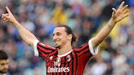 FOOTBALL 2012 Milan AC - Ibrahimovic (Obama)