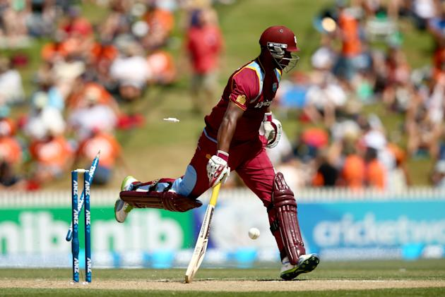 New Zealand v West Indies - Game 5