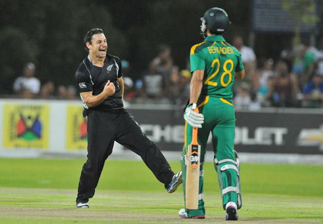 South Africa v New Zealand - 2nd ODI