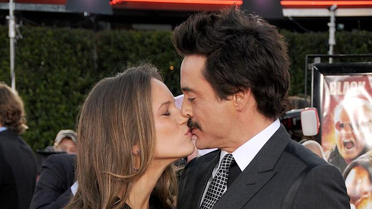 Robert Susan Downey