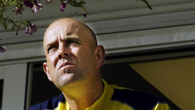 Cricket - Darren Lehmann File Photo