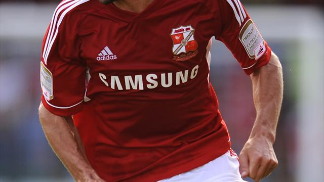Football - Bessone leaves Swindon
