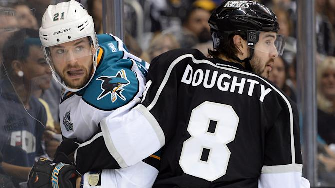 2013 NHL playoffs: Sharks vs. Kings