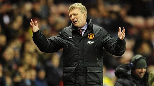 David Moyes has endured a difficult start to his Manchester United career