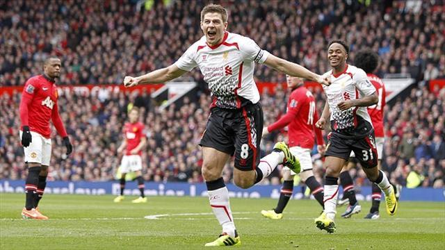 Premier League - Gerrard: Liverpool are genuine contenders for the title