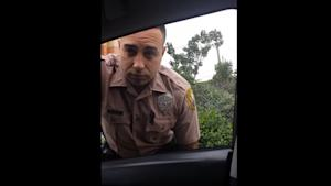 Woman Pulls Over Cop for Speeding, Gets Apology