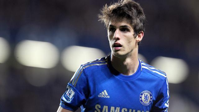 Liga - Chelsea's Piazon joins Malaga on loan