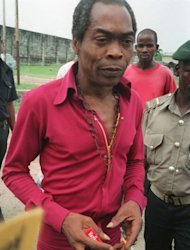 Fela Kuti pictured in Lagos in 1993. He is far from forgotten, both in Nigeria and in many places abroad, and his family has been working to further preserve Kuti's legacy, including efforts to turn his last house into a museum -- the reason his bedroom was left as is