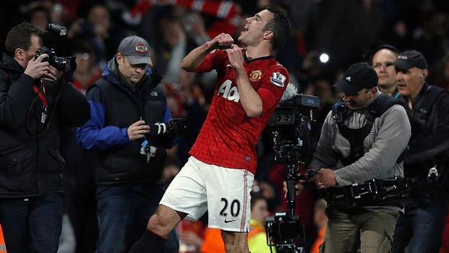 Premier League - United's flat-track bullying a mark of champions