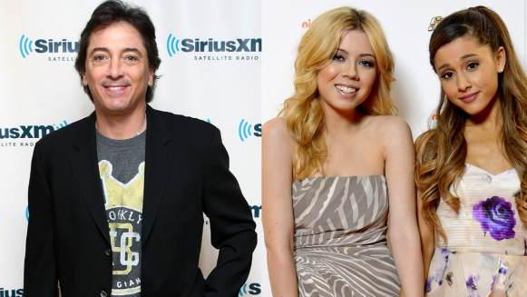 Scott Baio, Jennette McCurdy and Ariana Grande -- Getty Images