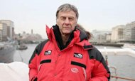 Explorer Fiennes Forced Out Of Antarctic Trip