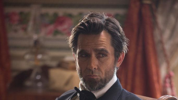 """Killing Lincoln"" -- Billy Campbell"