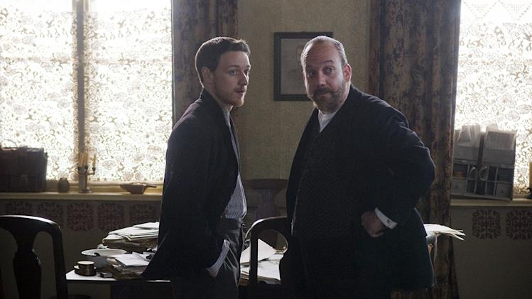 The Last Station Sony Picture Classics 2009 Paul Giamatti James McAvoy
