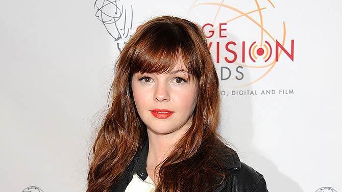 Amber Tamblyn CollegeTV Awards