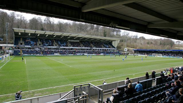 League Two - League leaders Chesterfield beaten by Wycombe