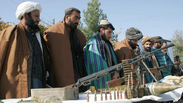 Taliban Oops Reveals Mailing List IDs