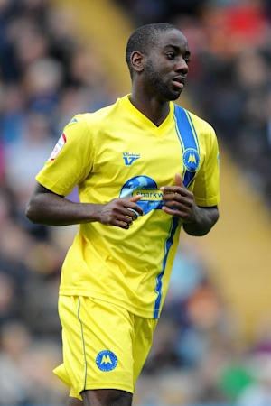 Torquay will not appeal Brian Saah's red card against Bradford