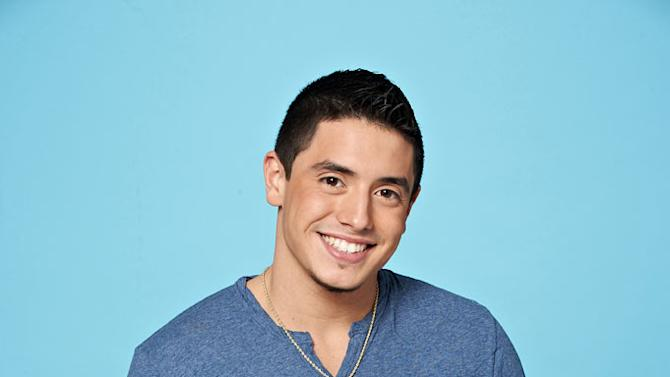 """Stefano Langone, 21, from Kent, WA competes on the tenth season of """"American Idol."""""""