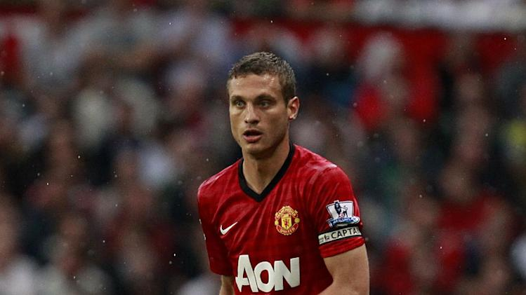 Nemanja Vidic could return for Manchester United next week
