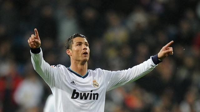 Spanish Liga - Ronaldo: I won't quit Real Madrid