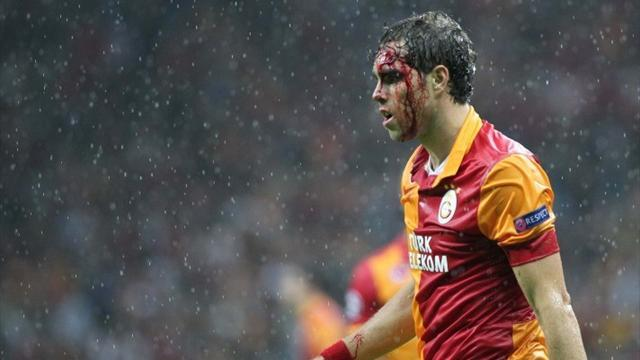 Champions League - Matchpack: CFR Cluj v Galatasaray
