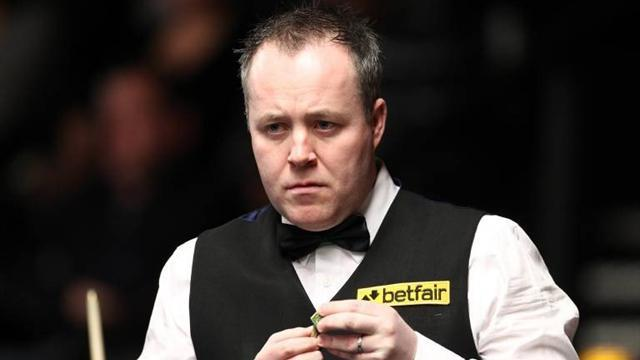 Snooker - Higgins soundly beaten by Davis in China