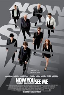 Poster di Now You See Me - I maghi del crimine