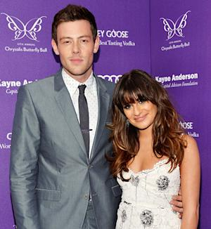 """Cory Monteith, Lea Michele Were """"Happy,"""" """"In Love"""" at Time of His Death"""