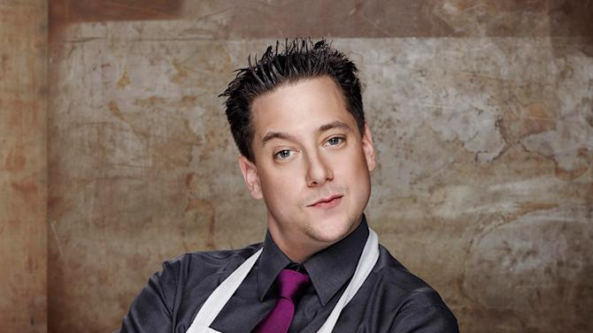 """David Miller, a software engineer from Newton Centre, MA, is one of the top 14 finalists on """"MasterChef."""""""