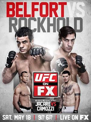 UFC on FX 8 TV Ratings Return to Normal Following Record-Setting January Event