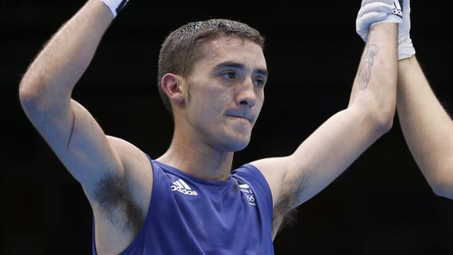Boxing - Selby wins Italia Thunder World Series