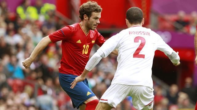 World Cup - Mata returns to Spain squad