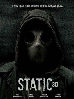 Cinedigm Picks Up Low-Budget 3D Thriller 'Static'