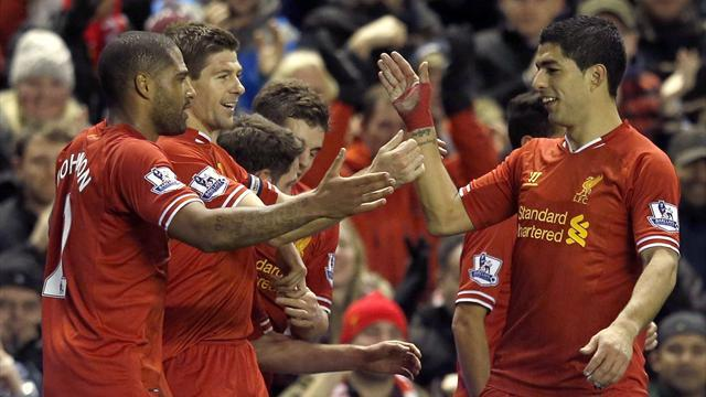Premier League - Four Liverpool players who could be more key to title hopes than Suarez