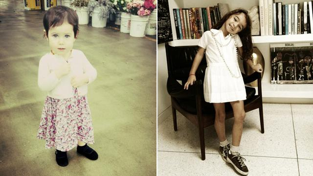 A Style Blog for Tots: Has Fashion Gone Too Far?