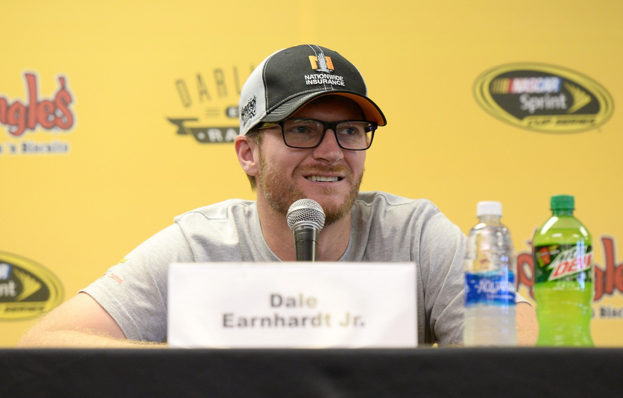 Dale Earnhardt Jr. is planning to return in 2017 (Getty Images).