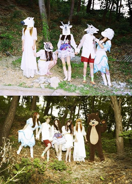 f(x) makes a grand comeback with 'Electric Shock'