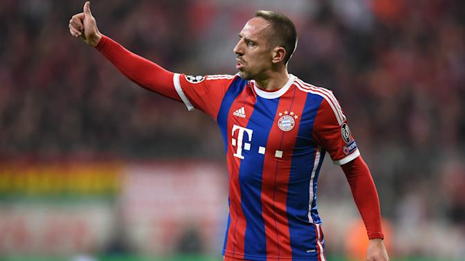 Rummenigge: Ribery ordeal is over