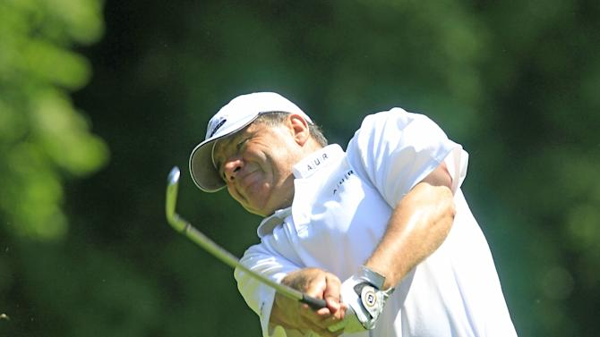Bad Ragaz PGA Seniors Open - Day One