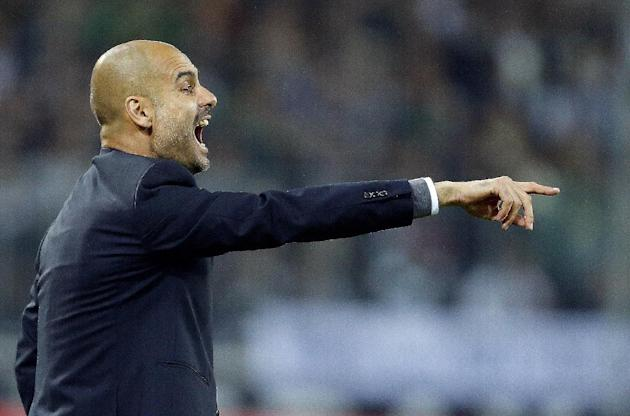 Pep Guardiola - Bayern Munich
