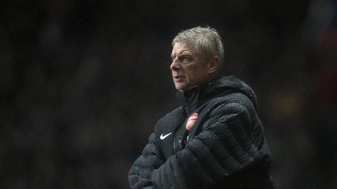 Arsene Wenger believes the Gunners need to build their future around young British players